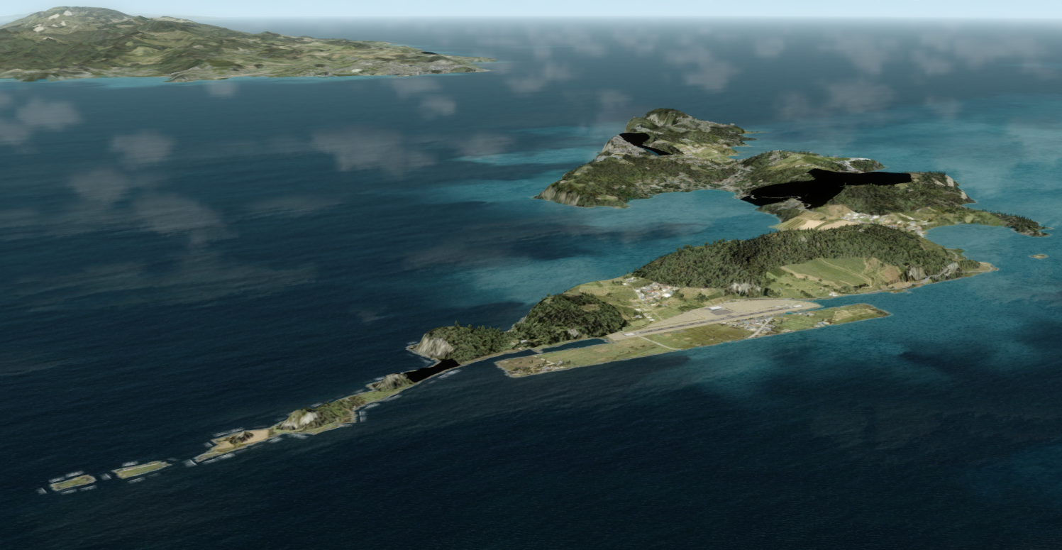 Problem with the Caribbean - Prepar3D Forums